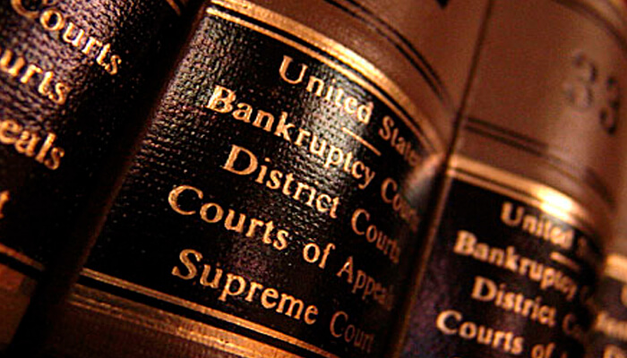 US Bankruptcy Courts Books