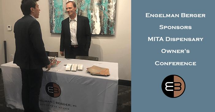 MITA Dispensary Sponsored by Engelman Berger