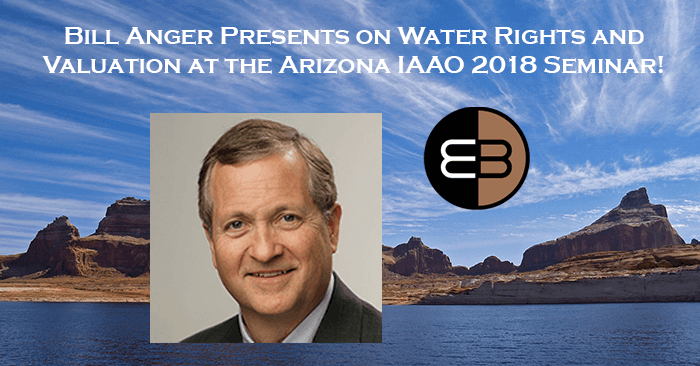 Attorney Bill Anger Presentation on Water Rights