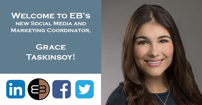 Social Media and Marketing Coordinatory Grace Taskinsoy