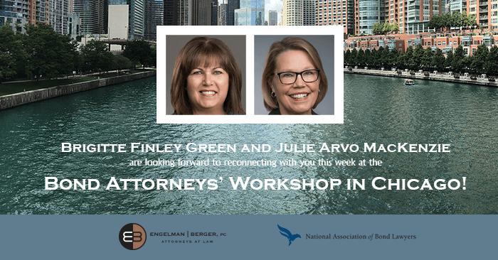 Attorneys Workshop Brigitte Green and Julie MacKenzie