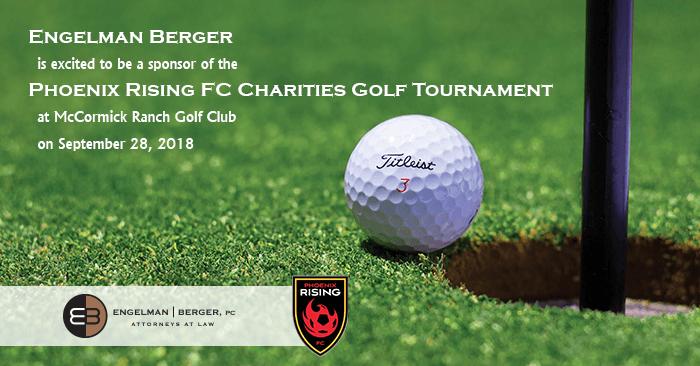 Engelman Berger Sponsors Golf Tournament