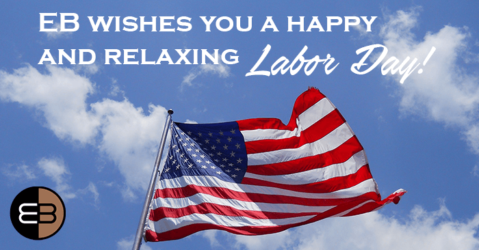 Happy Labor Day from Engelman Berger