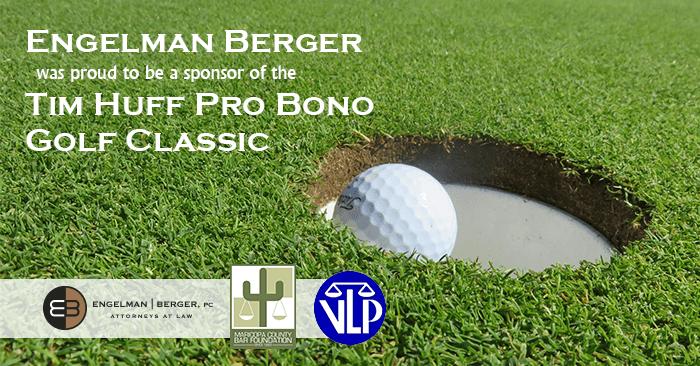 Engelman Berger Sponsors Golf Classic