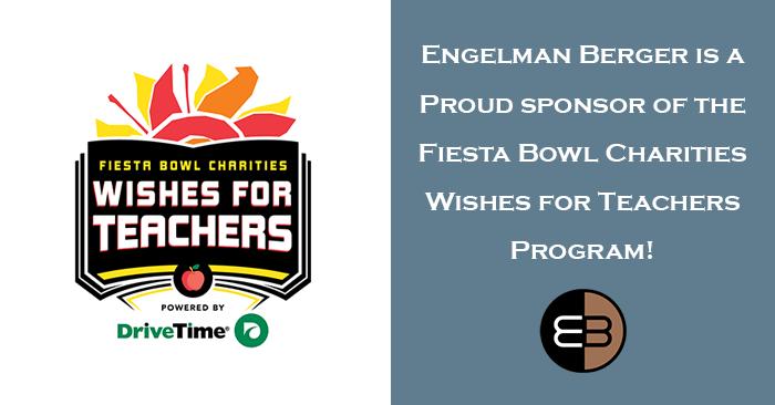 Engelman Berger Program Sponsor
