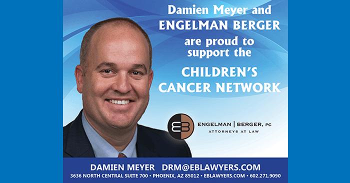 Engelman Berger Attorney Damien Meyer CCN Support