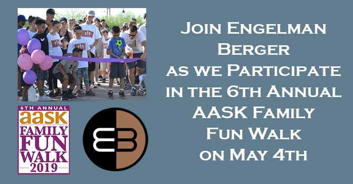 AASK Family Fun Walk Engelman Berger