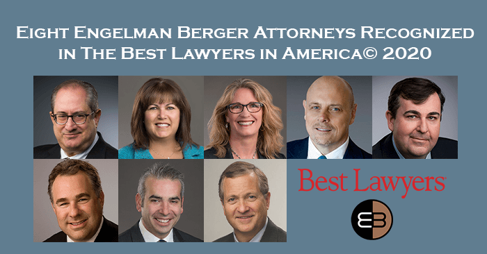 Best Lawyers 2020 Engelman Berger