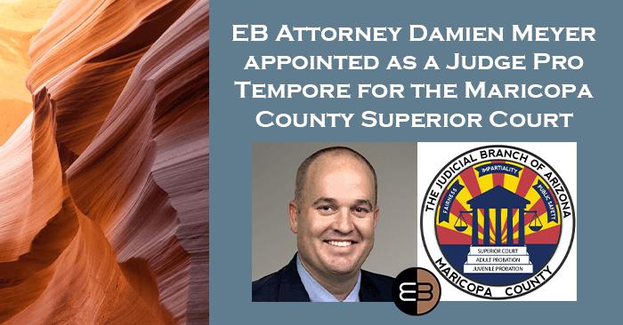 Judge Pro Tempore Damien Meyer Engelman Berger