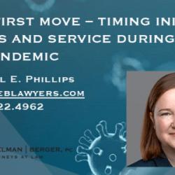 Rachel E Phillips Covid 19 Blog Post