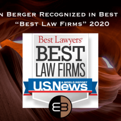 Best Law Firms 2020 Engelman Berger