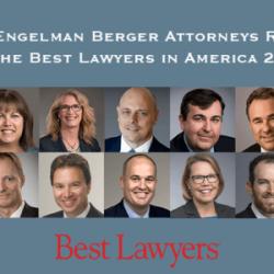 Engelman Berger Best Lawyers 2021