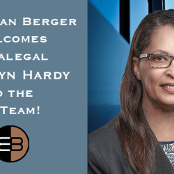 Paralegal Kathryn Hardy Engelman Berger